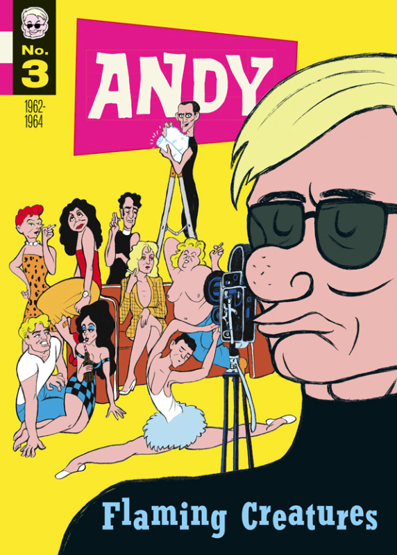 2018. Part 3 of Typex's Andy