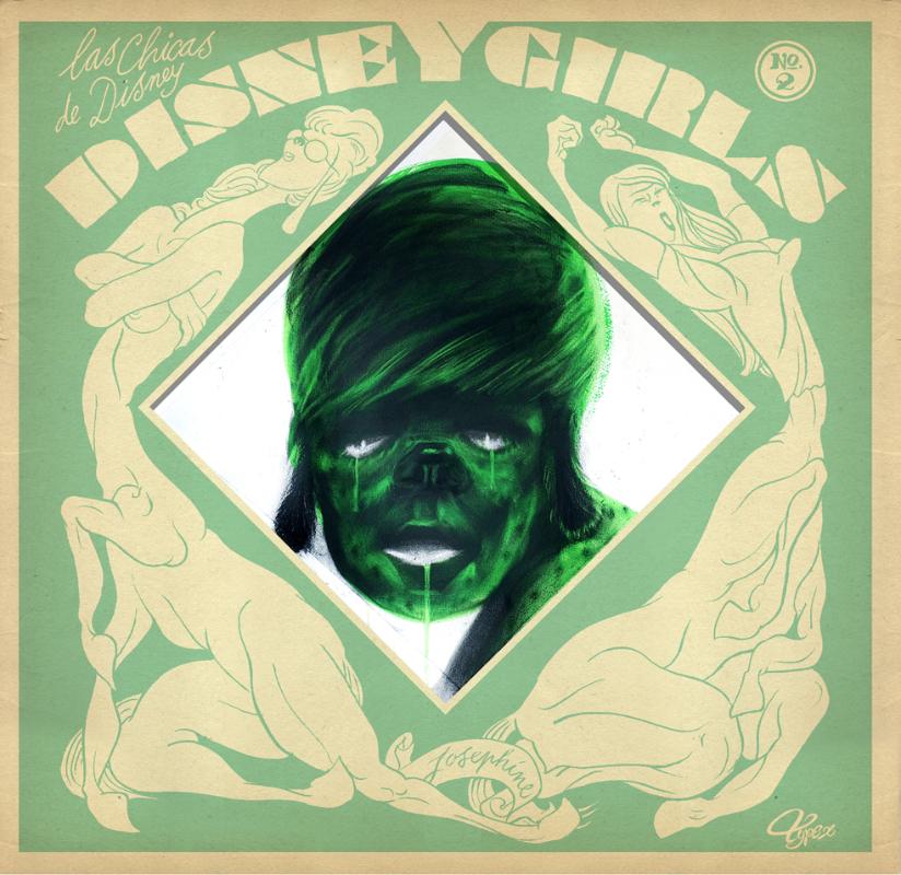 2011. Disney girls 2 Josephine
