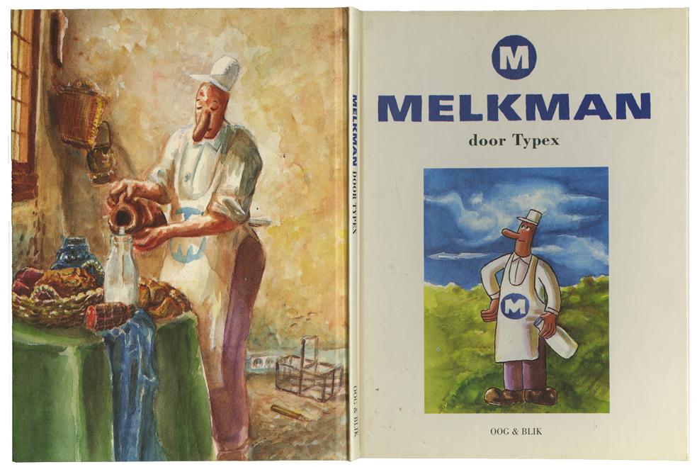 1996. cover Melkman