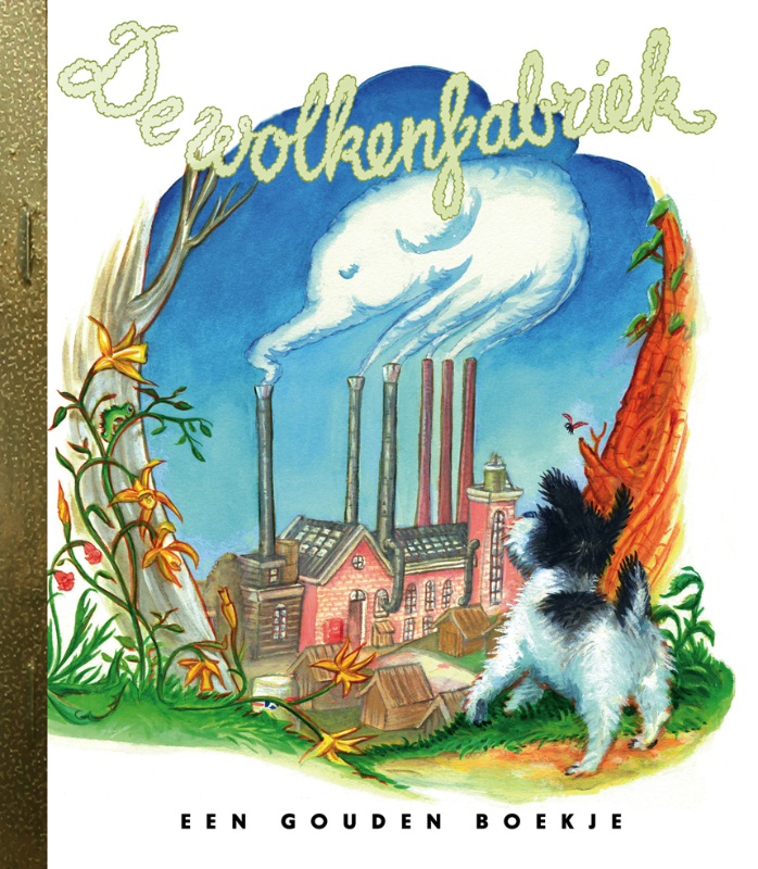 2006. The Cloud Factory (Little Golden Book)