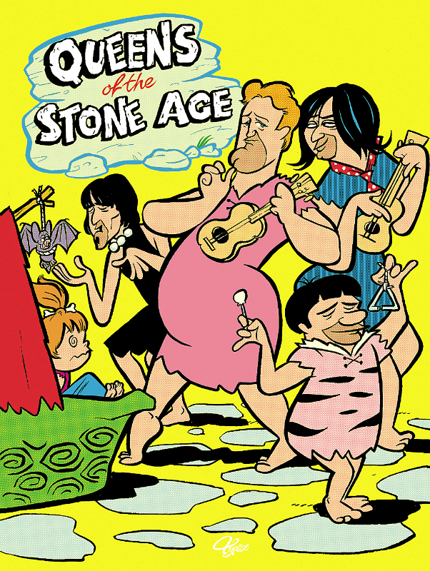 2005. Queens Of The Stone Age